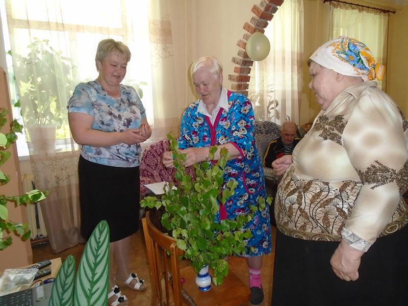 Заставка для - Мантуровский центр социального обслуживания населения